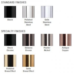 stanchion-finishes